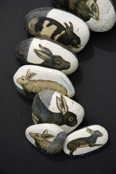 Julie Shaw Lutts - Rabbit Rabbit