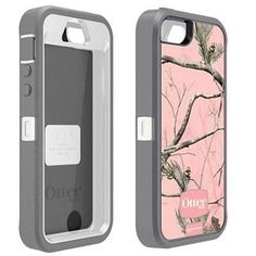 Def iPhone 5 5S AP Pink - Otter Products - 77-33390