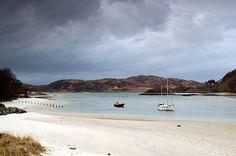 Silver Sands Of Morar by Donald Bain