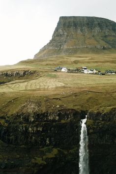 Exploring The Faroe Islands | Herschel Supply Co.