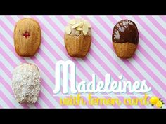 Beth's Foolproof Madeleine Recipe | ENTERTAINING WITH BETH - YouTube