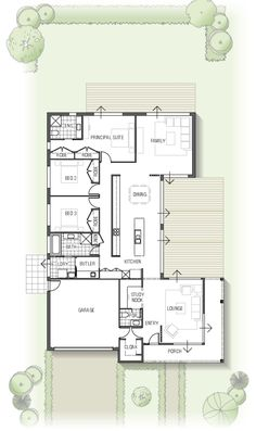 MIMOSA 1830 N01, FROM THE ARISE COLLECTION 241.3 sqm floor plan