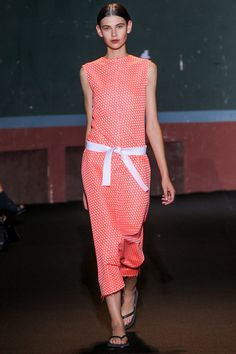 Ter et Bantine Spring 2014 Ready-to-Wear Collection Slideshow on Style.com