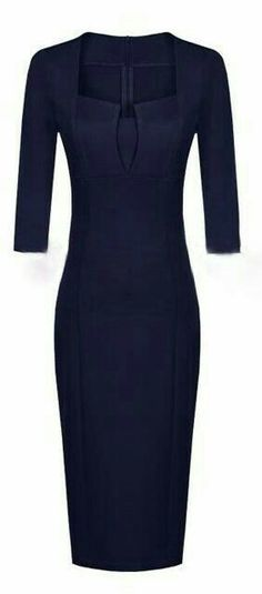 I love sheath dresses.