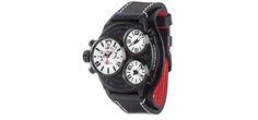 #Chollo! #Reloj #Detomasa Triplo!  Nunca has visto uno igual!  http://mzof.es/blog/reloj-detomaso-triplo-chollo-del-dia/327  #oferta #mzof