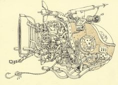 Image result for fantastic drawings