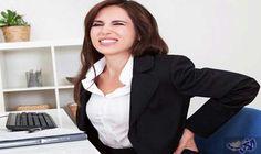 """الجلوس طويلاً في العمل يؤثر على الظهر…: حذرت حركة """"الظهر السليم"""" من أن الجلوس طويلاً في العمل مثلاً يؤذي الظهر على المدى البعيد؛ حيث أنه…"""