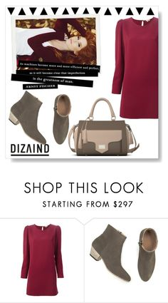 """""""Untitled #313"""" by katienochvay ❤ liked on Polyvore featuring P.A.R.O.S.H., Common Projects and dizaind"""