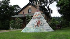 My Photography: Photos: A Teepee - Many Children's Dream