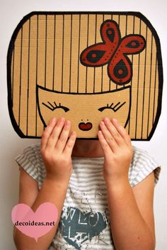 kokeshi kids crafts