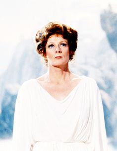 Maggie Smith as Thetis - Clash of the Titans (1981)