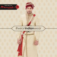 Mens Fashion, Ethic wear for men, Sherwani for men India