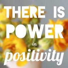 #Positivity