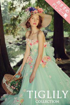 【楽天市場】【送料無料】ウェディングドレス_ウエディングドレス_Aライン_プリンセス(w2030)二次会ドレス:ブライダルアモーレ