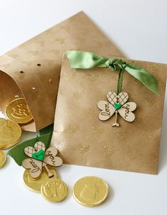 St. Patrick's Day Treat Bags - Eighteen25