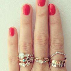 I LOVE RINGS <3