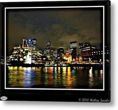 Syndey Acrylic Print By Holley Jacobs