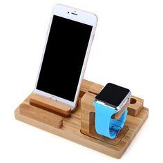 Llévalo por solo $61,600.Multifunción 3 en 1 soporte de carga para iWatch / iPad / iPhone.