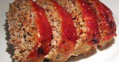 Turkey Meatloaf | Bodybuilding Recipes