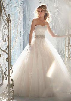 Mori Lee '1959' Size 8 Wedding Dress - Nearly Newlywed