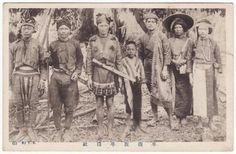 Taiwan Pictures Digital Archive - Taipics - Aboriginal Hunters 3