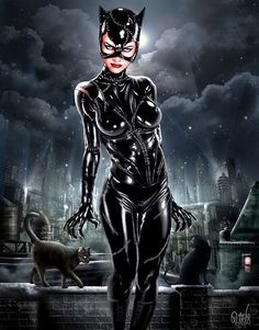 Catwoman by