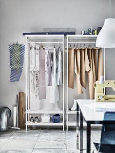 IKEA MACKAPÄR Garderobestativ