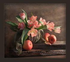 Still life photo, Still Life Photos, Still Life Art, Fruit Photography, Still Life Photography, Still Life Flowers, Decoupage, Arte Floral, Orange Flowers, Conceptual Art