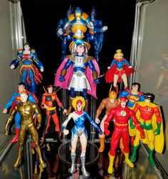Crisis on Infinite Earths - Prodigeek's Action Figure Collection