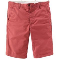 Rote #Shorts im #Chinostyle ab 64,95€ Hier kaufen: http://www.stylefru.it/s471605 #levis #chinoshorts #rot