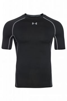 UNDER ARMOUR Heat Gear Shirt Herren Kompressions-Shirt T-Shirt Schwarz 1257468 001 https://modasto.com/under-ve-armour/erkek-ust-giyim-t-shirt/br2465ct88