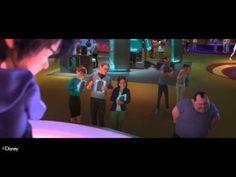 Big Hero 6- The Robot Exhibition Clip (HD) - YouTube