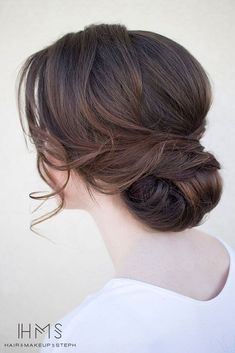 Best Hairstyles & Haircuts for Women in 2017 / 2018 : Take a look at our complete hairstyles for long hair for prom and get inspired b