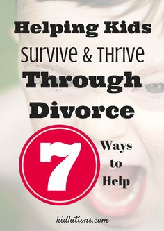 Coping With Divorce, Divorce With Kids, Single Parenting, Parenting Advice, Divorce Therapy, Preparing For Divorce, Parallel Parenting, Spin Doctors, Child Custody