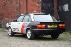 Audi 80 Sport by Kingsdude/Dave, via Flickr