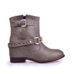 Боти Дами Kalapod Biker, Boots, Fashion, Crotch Boots, Moda, Fashion Styles, Shoe Boot, Fasion