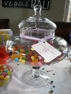 candy makes a colorful addition