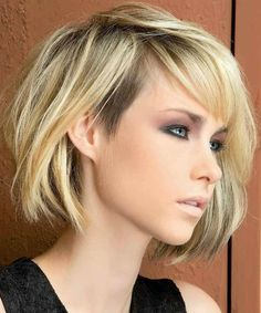 Chic Blonde Fine Hairstyles with Bangs for Women to Catch Attention Short Hair Trends, Short Hair Styles, Very Short Haircuts, Medium Haircuts, Haircut Short, Haircut And Color, Trending Haircuts, Short Hair Cuts For Women, Hairstyles With Bangs