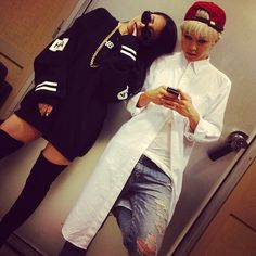 @chaelin_cl MR.G-DRAGON #Padgram
