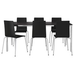 TORSBY/MARTIN Table and 6 chairs - IKEA $538.94