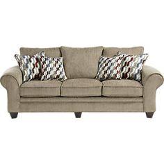 Chesapeake Mocha Sleeper Sofa