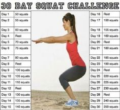 I've been doing this challenge for like, two weeks, and it is AMAZING. My butt is tighter, my thighs are getting more toned, and my cellulite is goign away. I absolutely LOVE it. I'd recommend it to anyone.