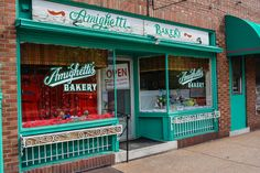 The Hill is primarily an Italian American neighborhood and boasts in it's Italian cuisine with an assortment of authentic Italian restaurants and bakeries.