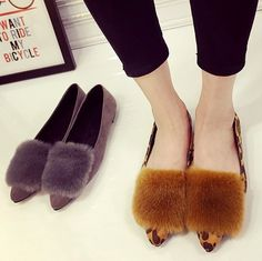2016-new-fashion-Spring-pointed-toe-ballerinas-shoes-women-Flat-shoes-fur-moccasins-shoes-women-ballets.jpg (610×608)