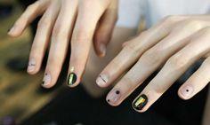 Bloedmooie nieuwe nageltrend voor korte nagels: shadow nails
