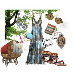 ~ Bohemian Dream ~, created by jbarefoo on Polyvore