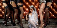 Burlesque Party Hen ideas in London