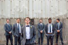 The Foundry at Puritan Mill Wedding :: Meagan + Brandon :: with Tyler Space Wedding, Formal Wedding, Groom And Groomsmen, Social Events, Backdrops, Atlanta, Wedding Photos, Wedding Photography, Photo And Video