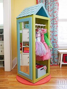 Housing ideas 54 Ideas kids room closet organization fun Can You fit Your Own Ornate Ceiling? Toddler Closet Organization, Kids Closet Storage, Dress Up Storage, Kid Closet, Closet Bedroom, Kids Bedroom, Smart Storage, Closet Ideas, Storage Ideas