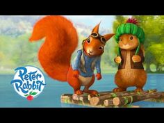 Peter Rabbit - The Rabbit And The Great Squirrel - YouTube